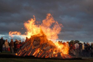 Estonia Bonfire
