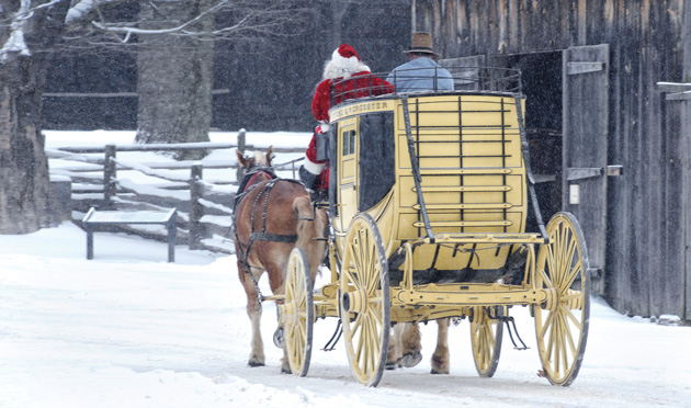 Travel Advisory - Old Sturbridge Village - Merrimack Valley Magazine
