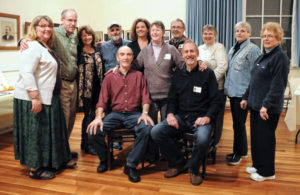 The Belleville Roots Music Concert Series committee members have been bringing award-winning musical acts to Newburyport for more than five years. Photo by Deborah A. Venuti.