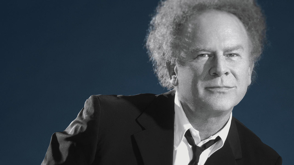 Art Garfunkel at Cary Hall.