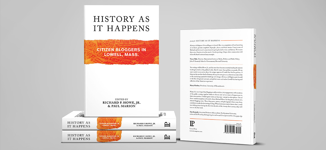 Book Review: History As It Happens - Merrimack Valley Magazine